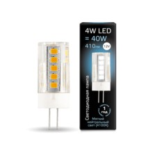 Лампа Gauss LED 207307204 G4 12V 4W 4100K керамика